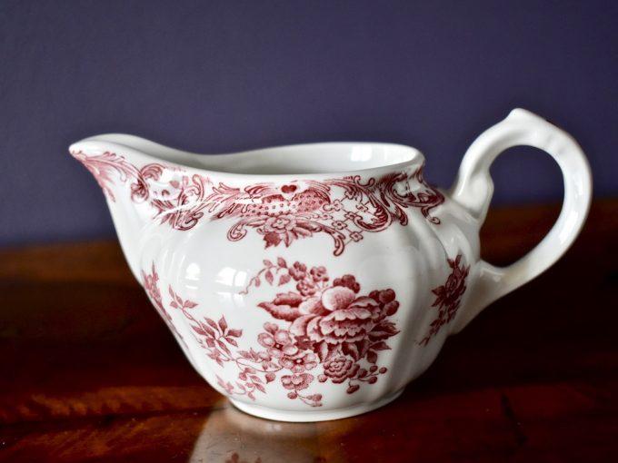 porcelanowy mlecznik naczynia Villeroy & Boch