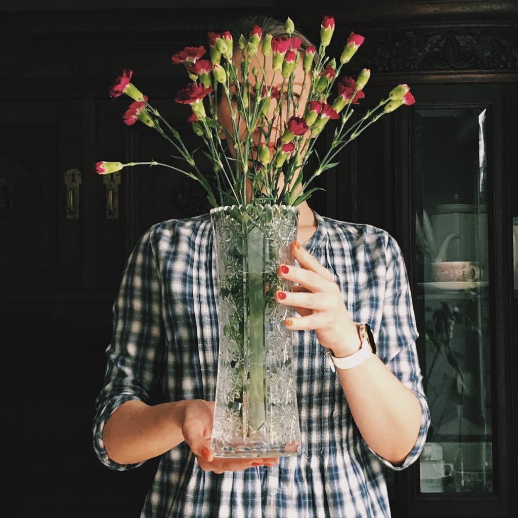 wazony kryształowe do kwiatów dekoracja wystrój wnętrz dodatki do domu
