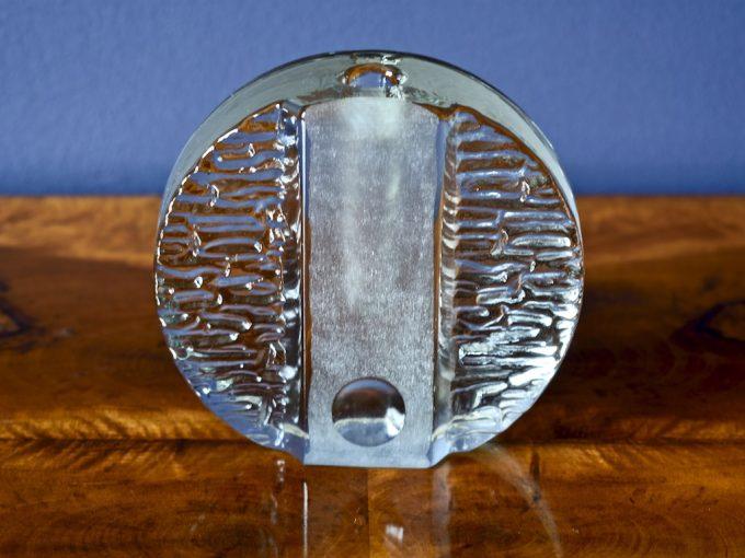 wazon szklany vintage