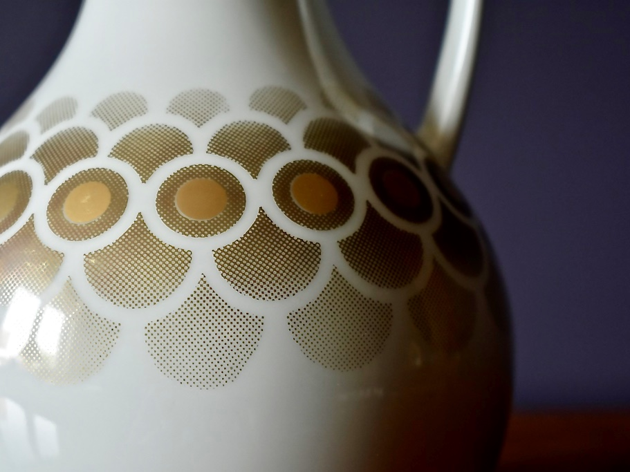 wazon porcelanowy Alka Kunst klasyk Vintage