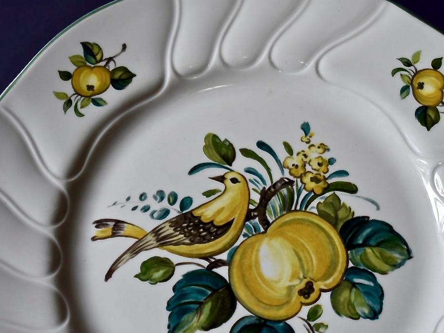 Porcelanowe talerzyki Villeroy & Boch seria Jamaica