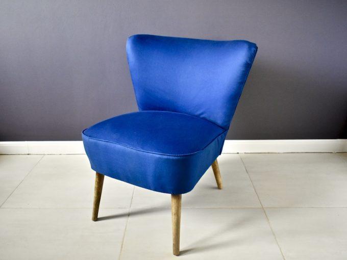 fotel muszelka koktajlowy