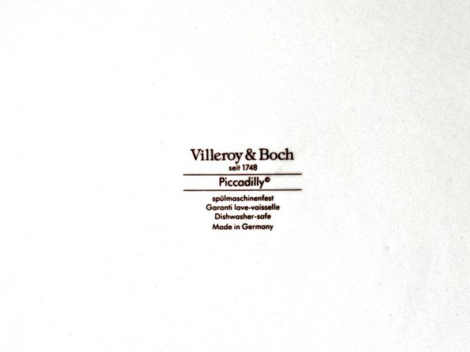 talerze patera porcelanowa Villeroy & Boch