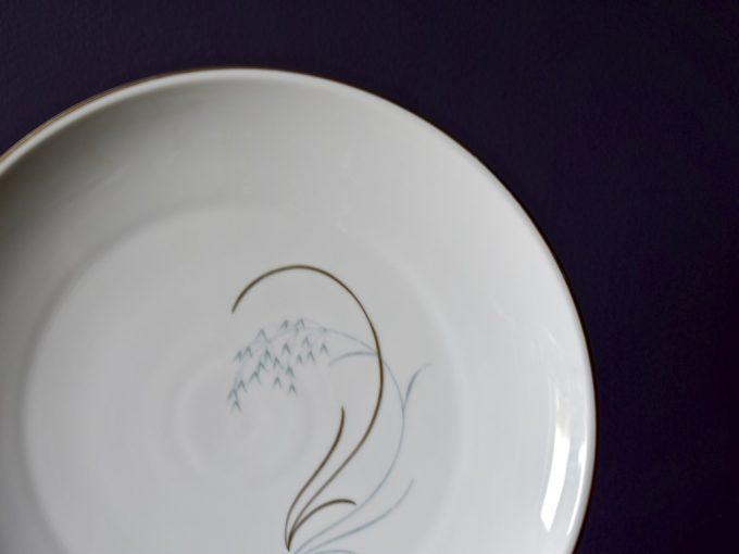 duży porcelanowy talerz patera Furstenberg