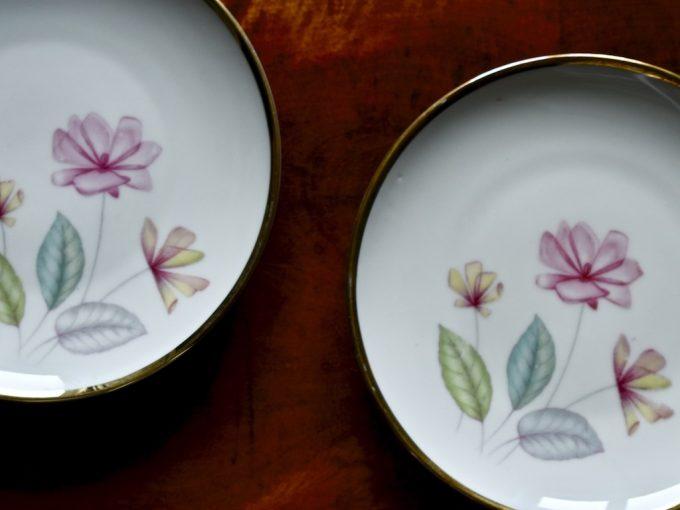 Konfiturówki porcelanowe Winterling