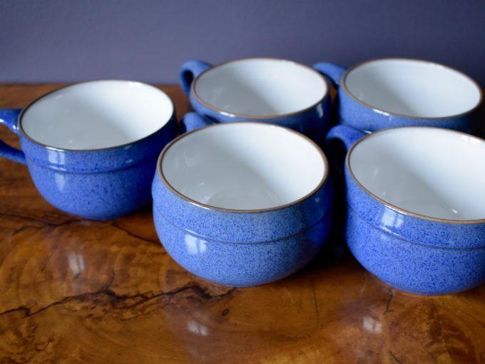 duże kubki ceramika classic blue Friesland