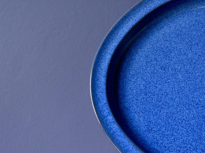 Półmisek ceramiczny classic blue Friesland