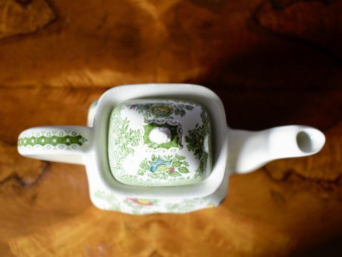 angielska porcelana dzbanek imbryk herbata kawa