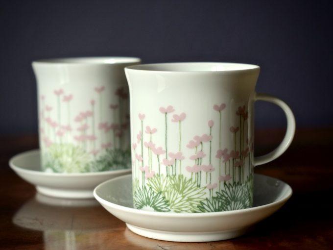 Porcelanowe filiżanki Rosenthal