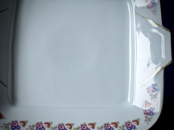 Porcelanowy półmisek