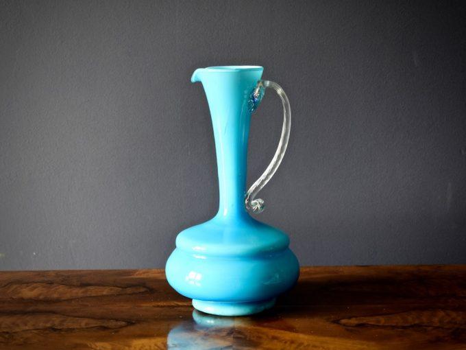 dekoracyjne wazony szklane