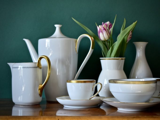 naczynia porcelanowe