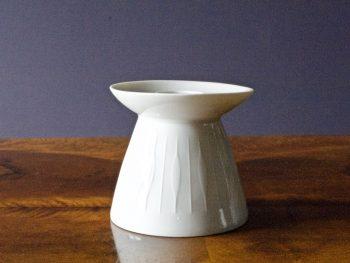 porcelanowy świecznik