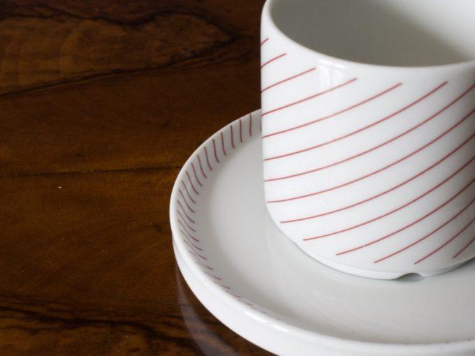 Porcelanowe filiżanki Friesland