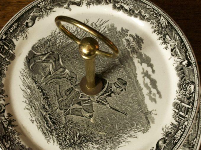 porcelanowa patera etażerka Villeroy & Boch