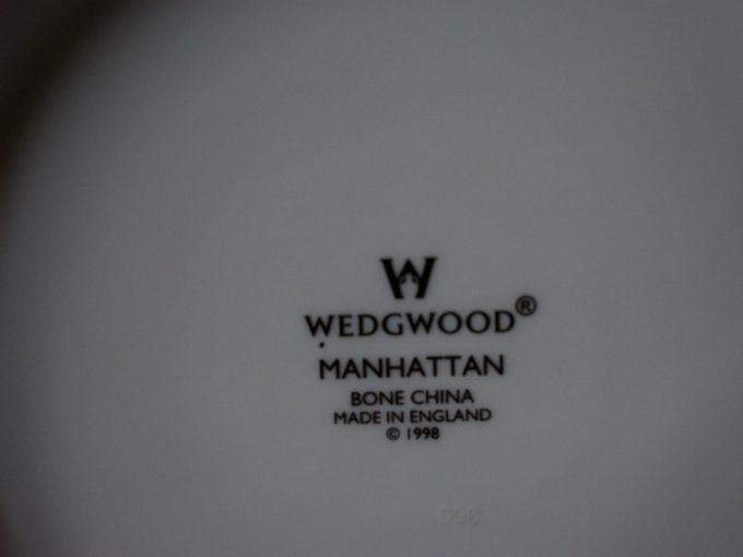 porcelanowa misa Wedgwood