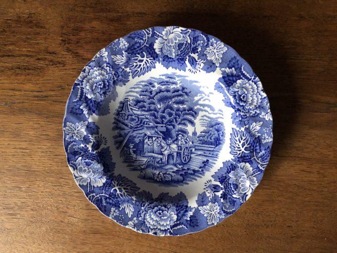 talerze głębokie porcelana Enoch Wood's