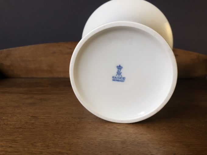 Duży wazon porcelanowy Kaiser
