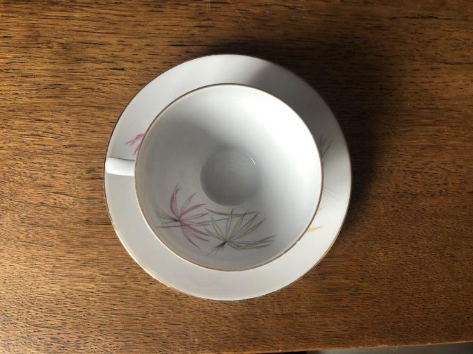 porcelanowa filiżanka Eschenbach
