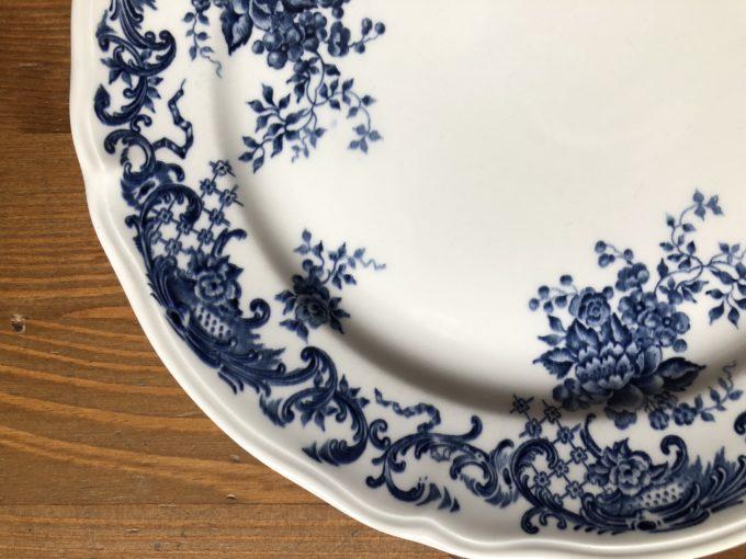 porcelanowy talerz dekoracyjny do zawieszenia Villeroy & Boch Valeria
