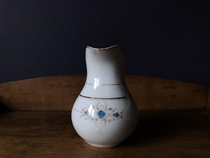stary porcelanowy dzbanek KPM