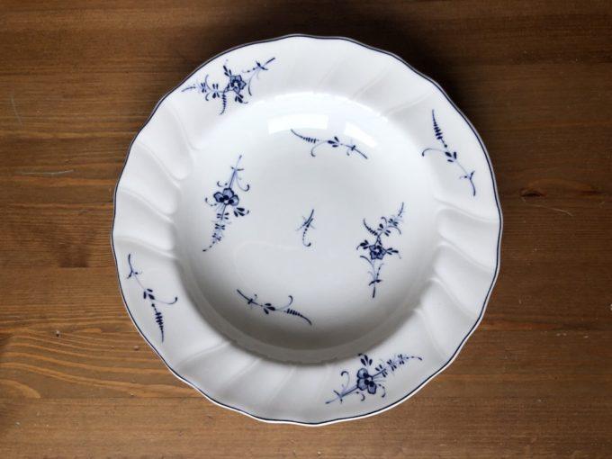 porcelanowy talerz głęboki Villeroy & Boch Luxemburg