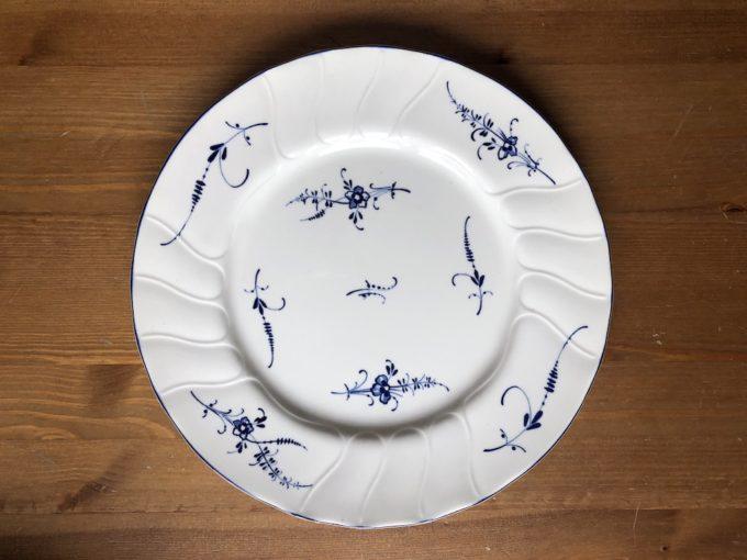 porcelanowy talerz Villeroy & Boch Luxemburg