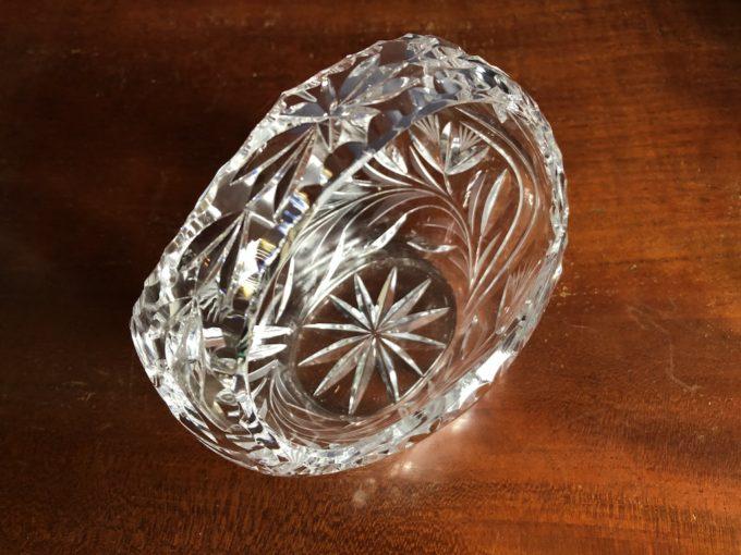 kryształowy koszyczek