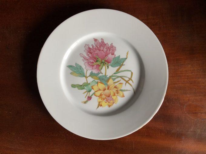 francuski talerz porcelanowy Limoges