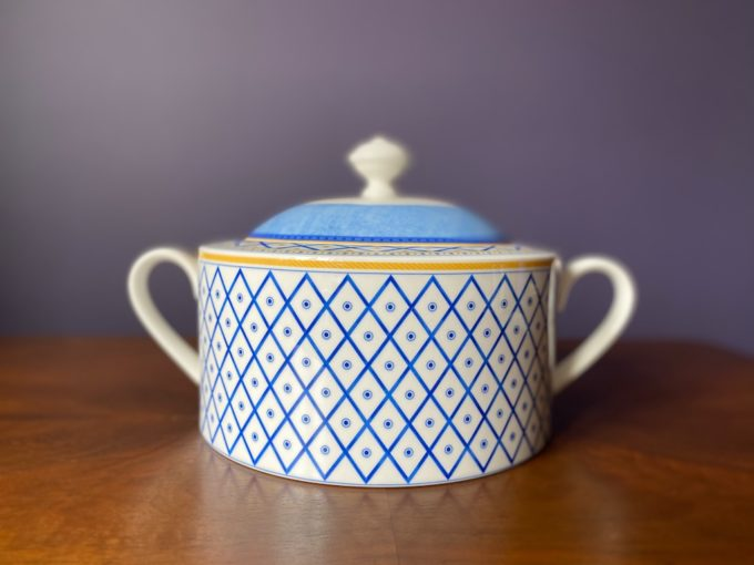 dekoracyjna waza porcelanowa Villeroy & Boch