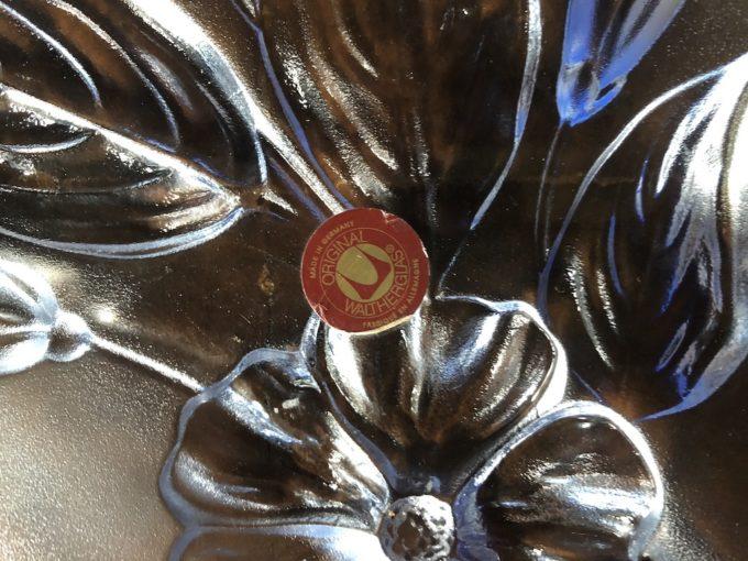 półmisek szklany Waltherglas