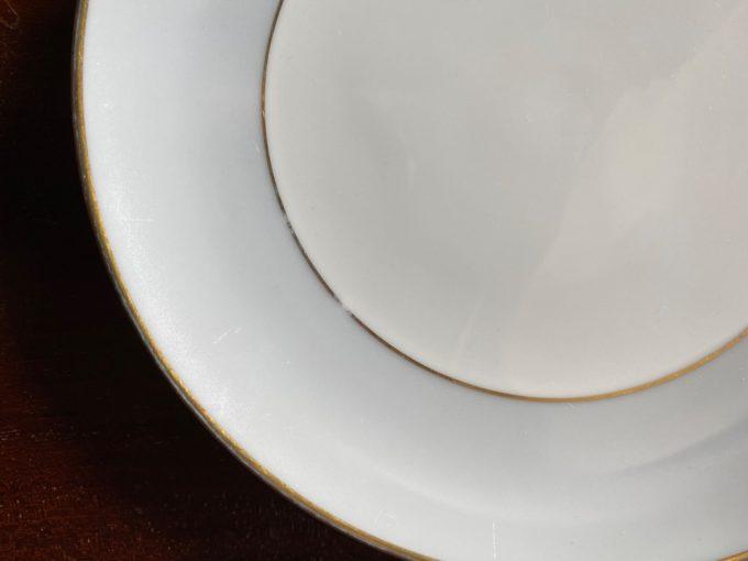 talerz porcelanowy Furstenberg