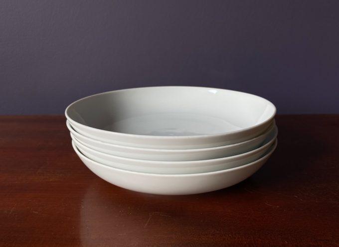 zestaw talerzy porcelanowych Arzberg