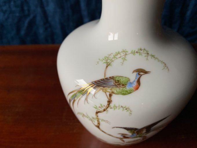 porcelanowy wazon Kaiser
