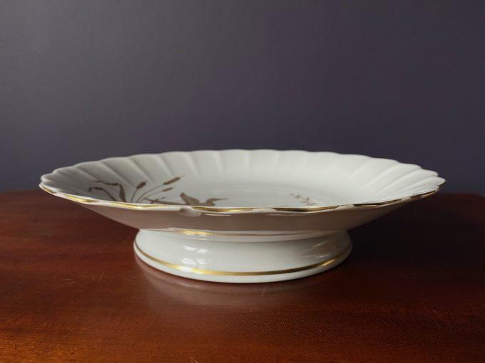 porcelanowa patera