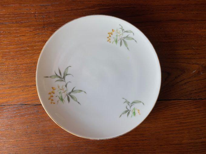 talerzyk porcelanowy
