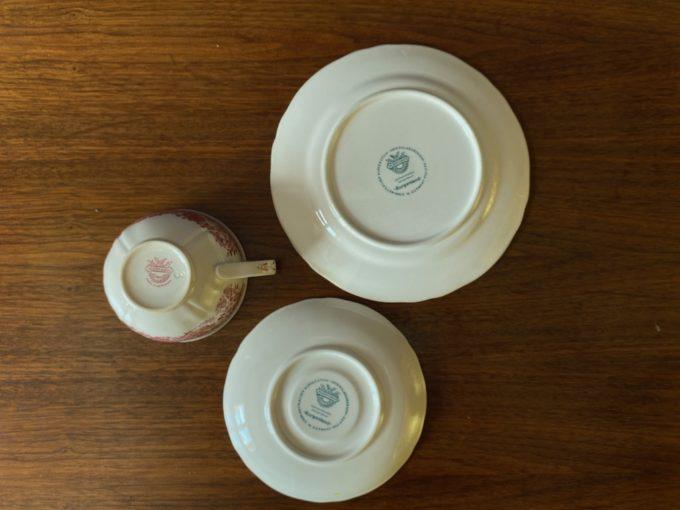 trio śniadaniowe Villeroy & Boch Burgenland