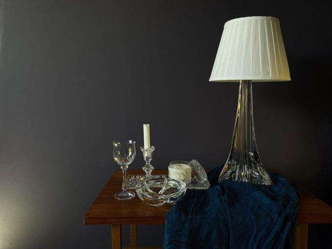 lampa kryształ podstawa murano