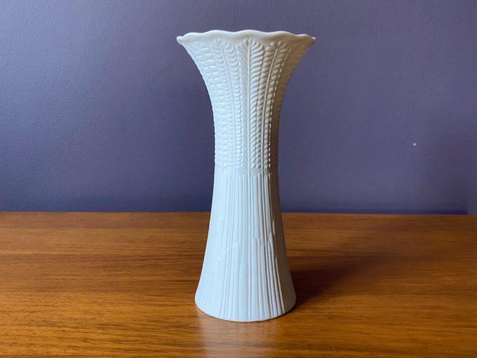 wazon biały biskwitowy Royal Porzellan